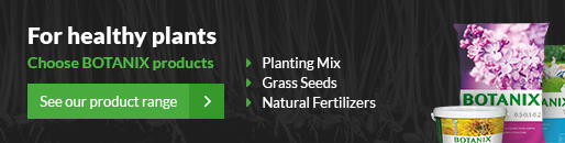 For healthy plants, choose BOTANIX products